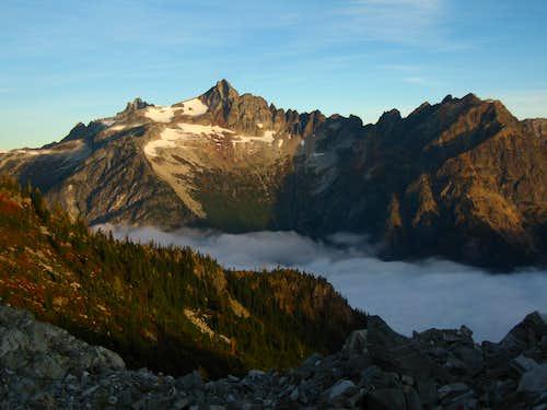 Snowfield Peak