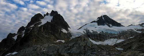 Primus and Tricouni Peaks