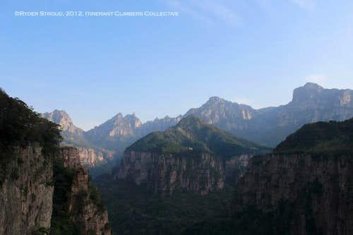Wanxian (万仙) Mountains