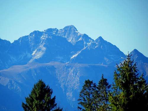 Giants of Tatra Mountains