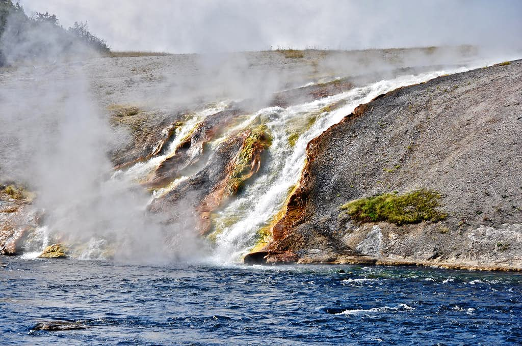 Volcanic Stream