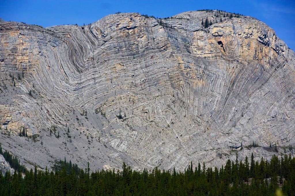 Folded Mountain : Phot...