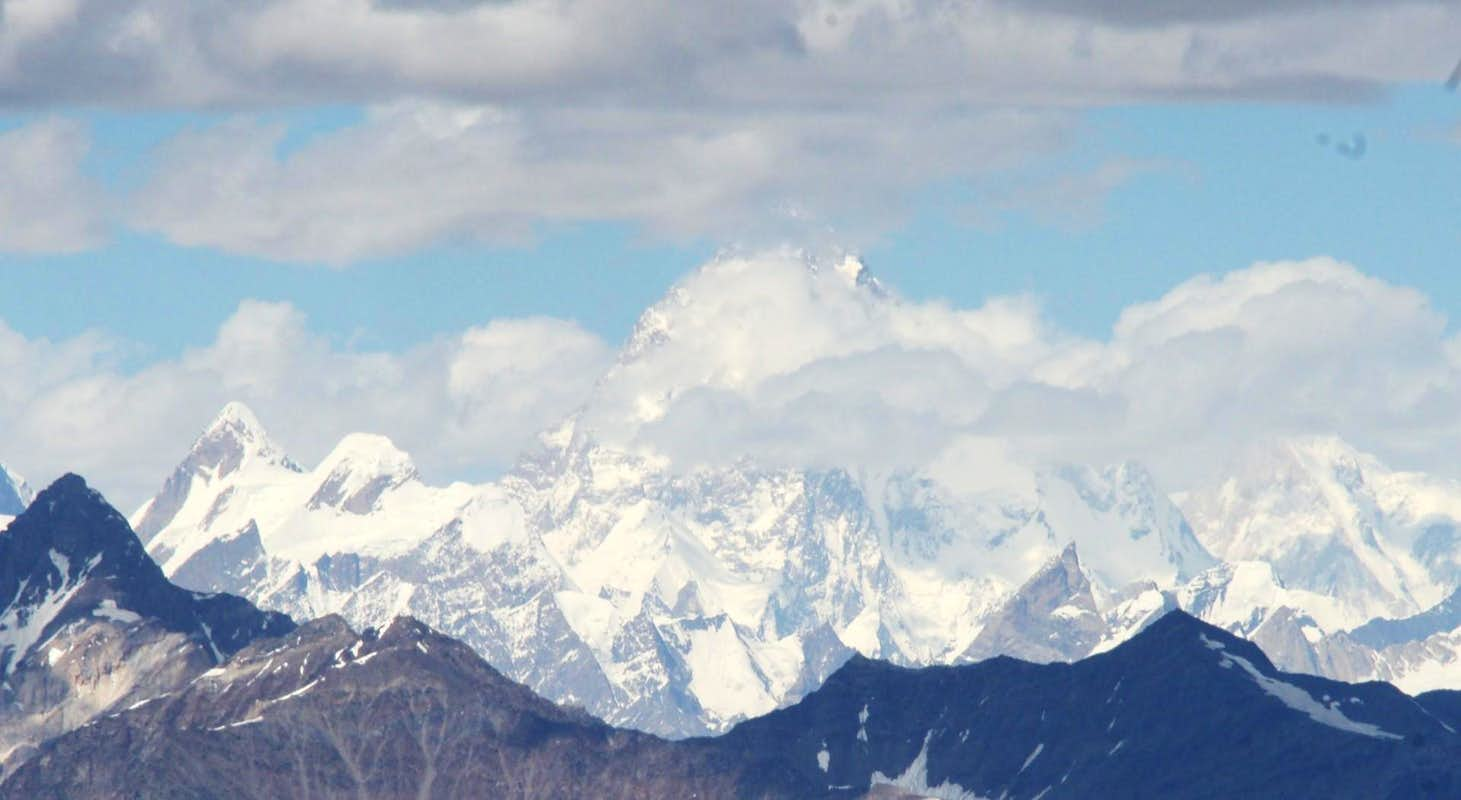 View k2 From Barah Borq