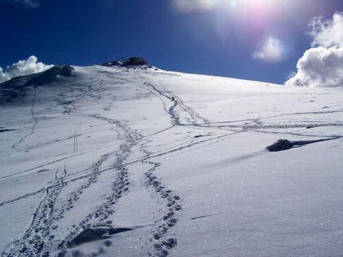 Pico del Lobo. Taken near the...