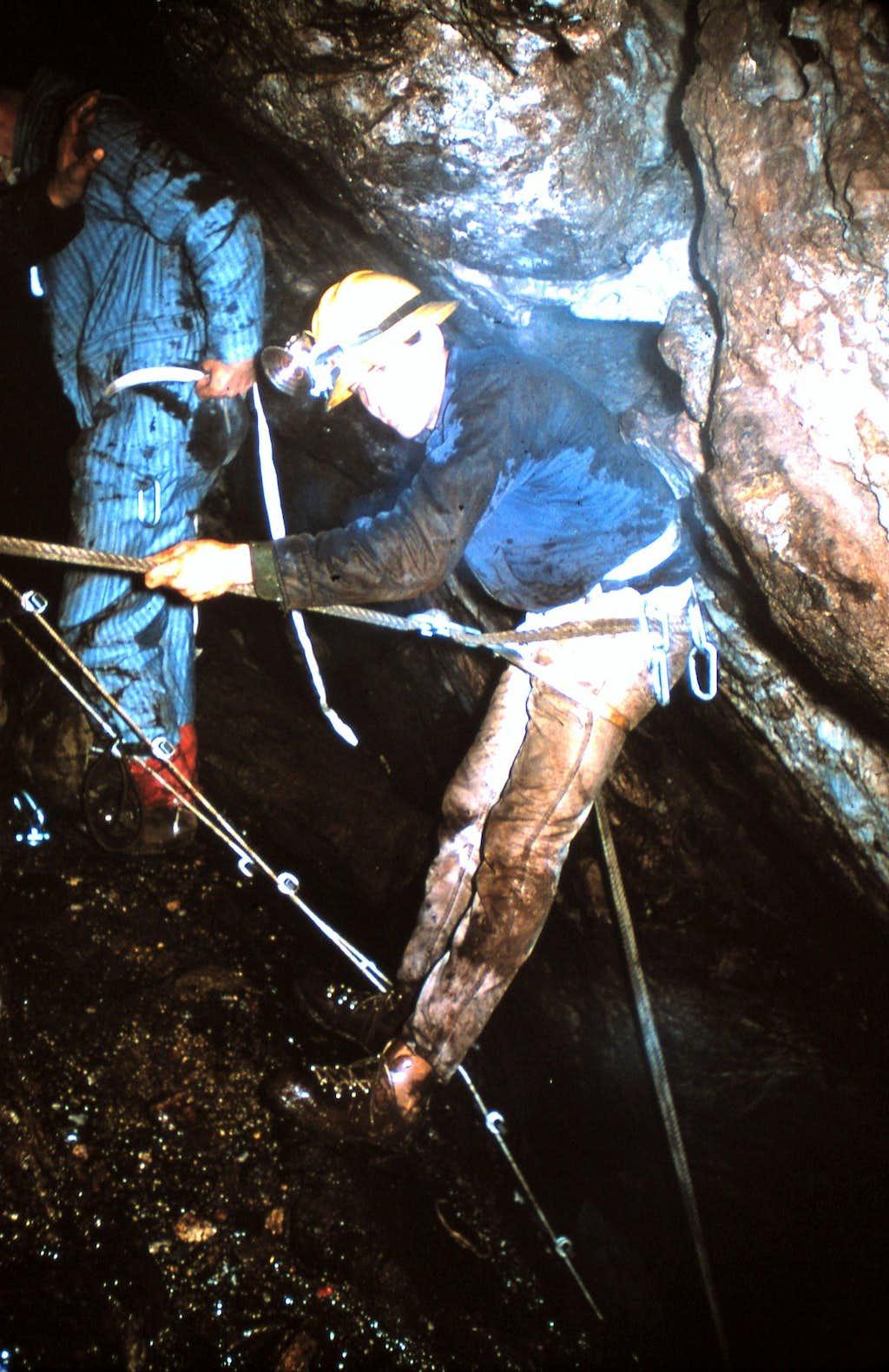 Caving 1967
