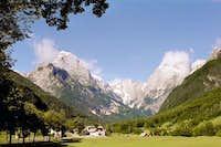 Alpine Village: Log Pod Mangartom
