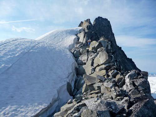 Klawatti Peak North Ridge