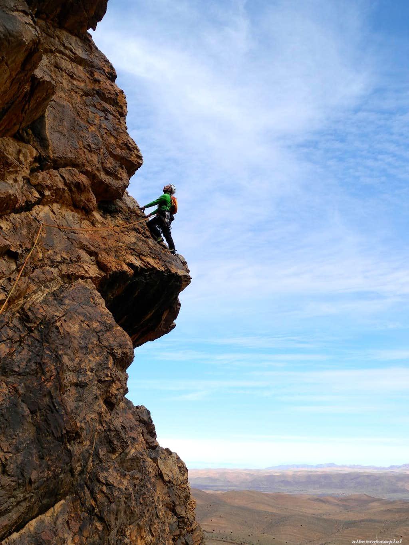 A ridge near Sidi M'Zal