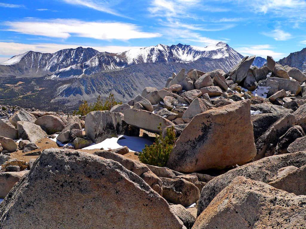 Mt. Morgan from Patricia Peak