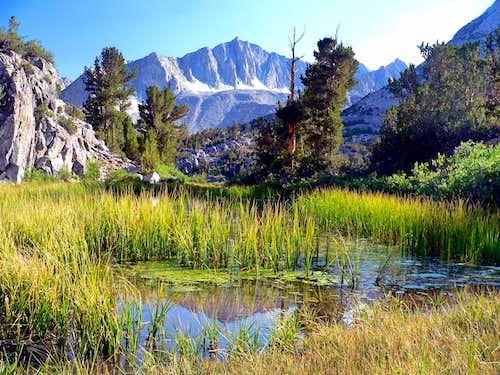 Mt. Goode from Long Lake