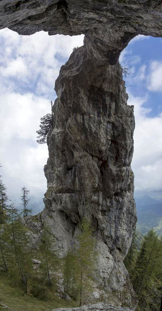 Großes Felsentor