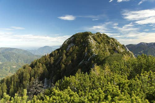 On the Uschowa Ridge