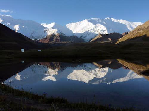 Lenin Peak - 7134 m