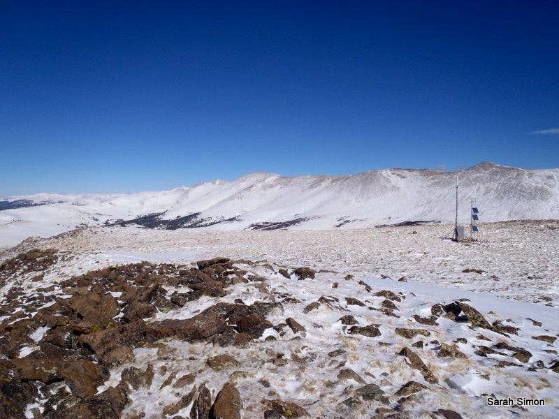 Summit Views: Mosquito Range