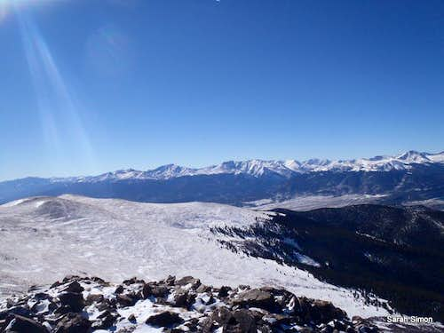 Summit Views: Sawatch