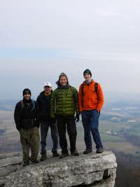 Highpointers Summit The Pinnacle