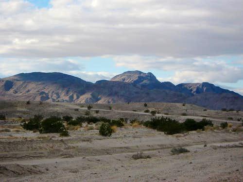 Carrizo Mountain