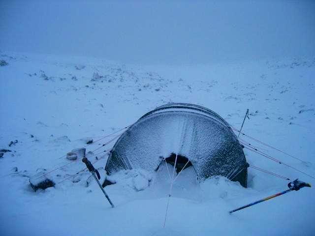 Camping near Vierranvarri...