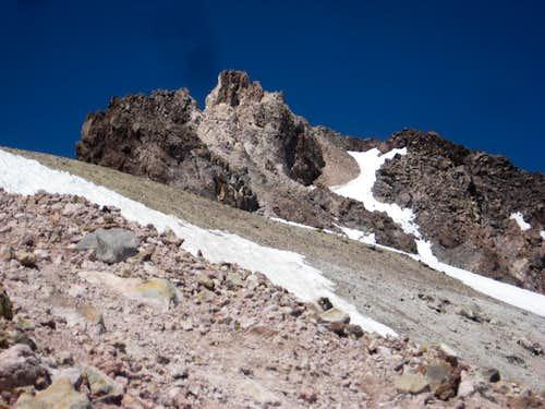 Mount Shasta Summit hike via CC 8-18-2012