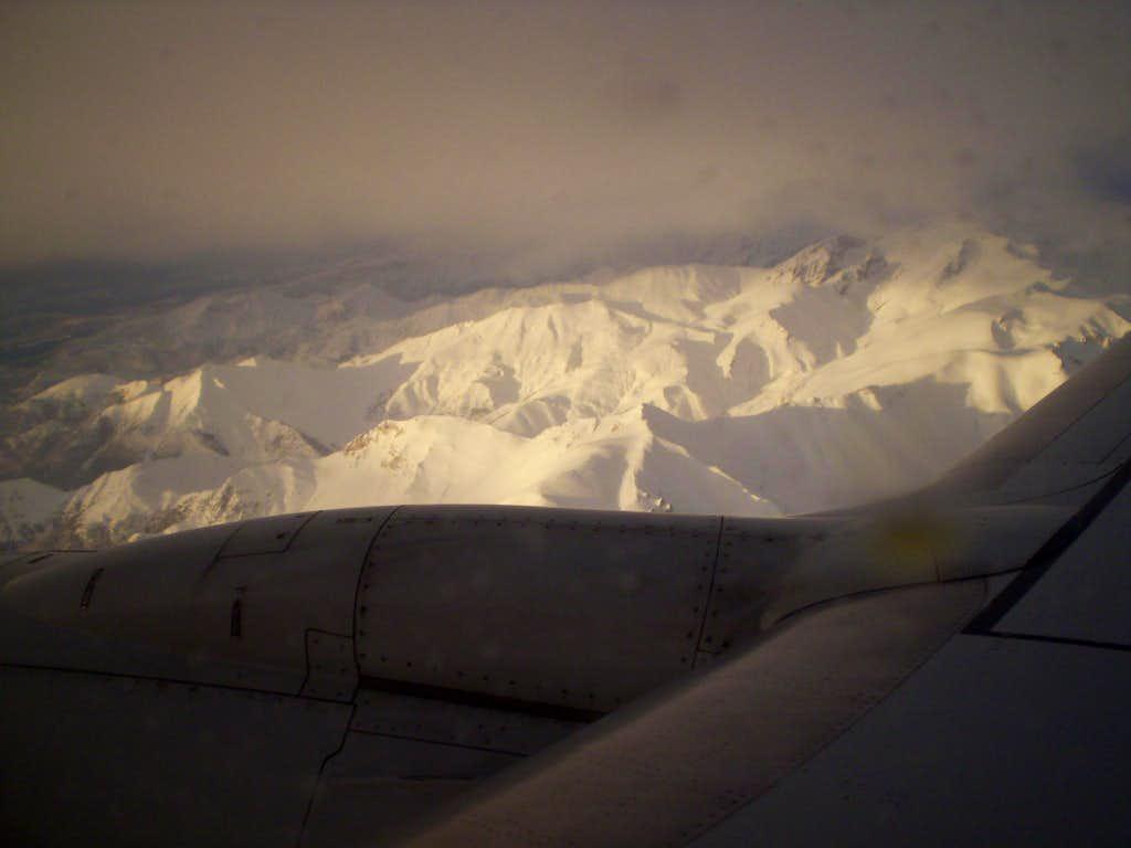Bolkar mountains