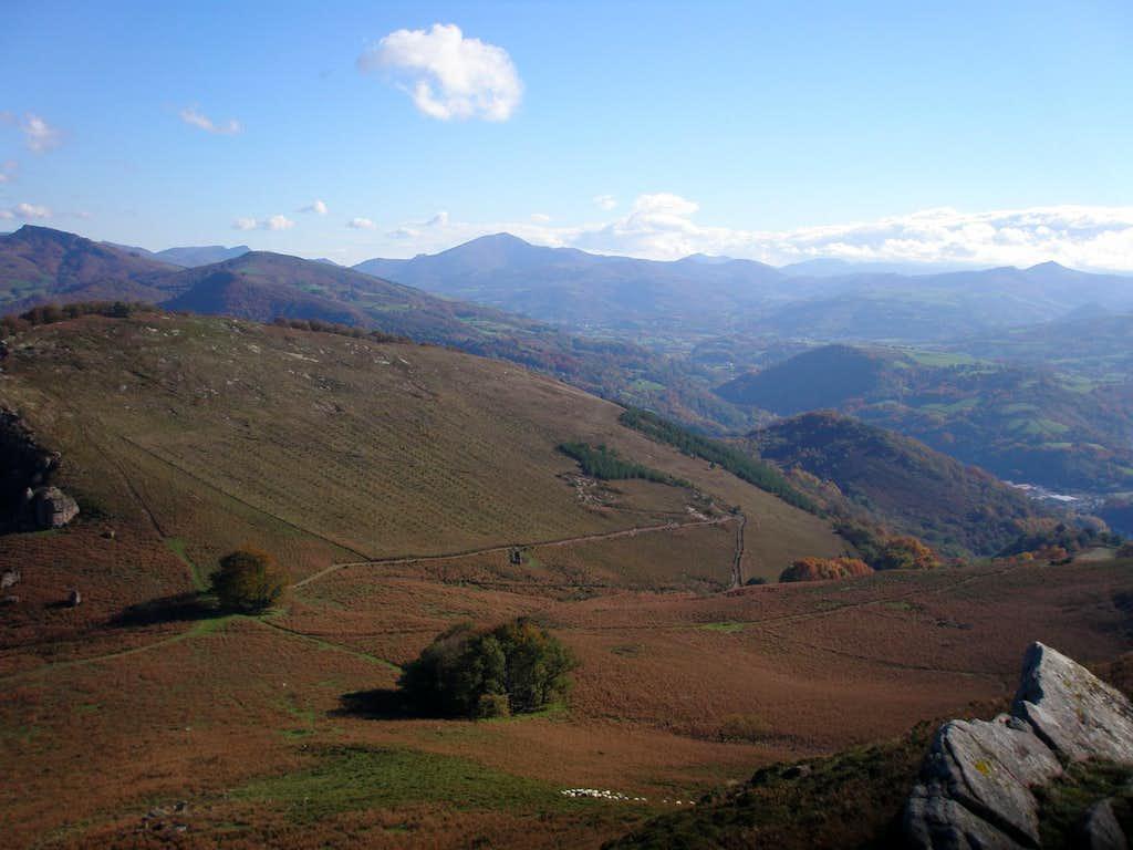 Auza and Baztán valley