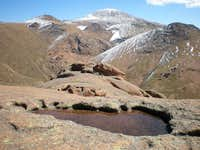 West side of Pikes Peak