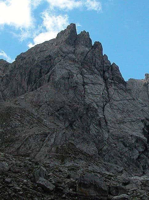 Teplitzer Spitze (2613m)