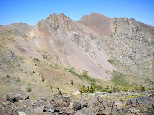Round Top Summit Hike 7-14-2012