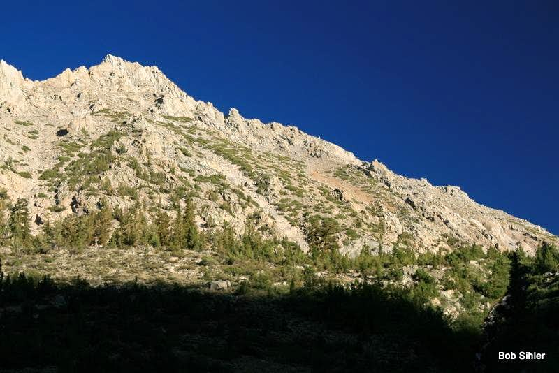 West Face and South Ridge