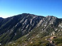 Red Tahquitz & Connecting Ridge
