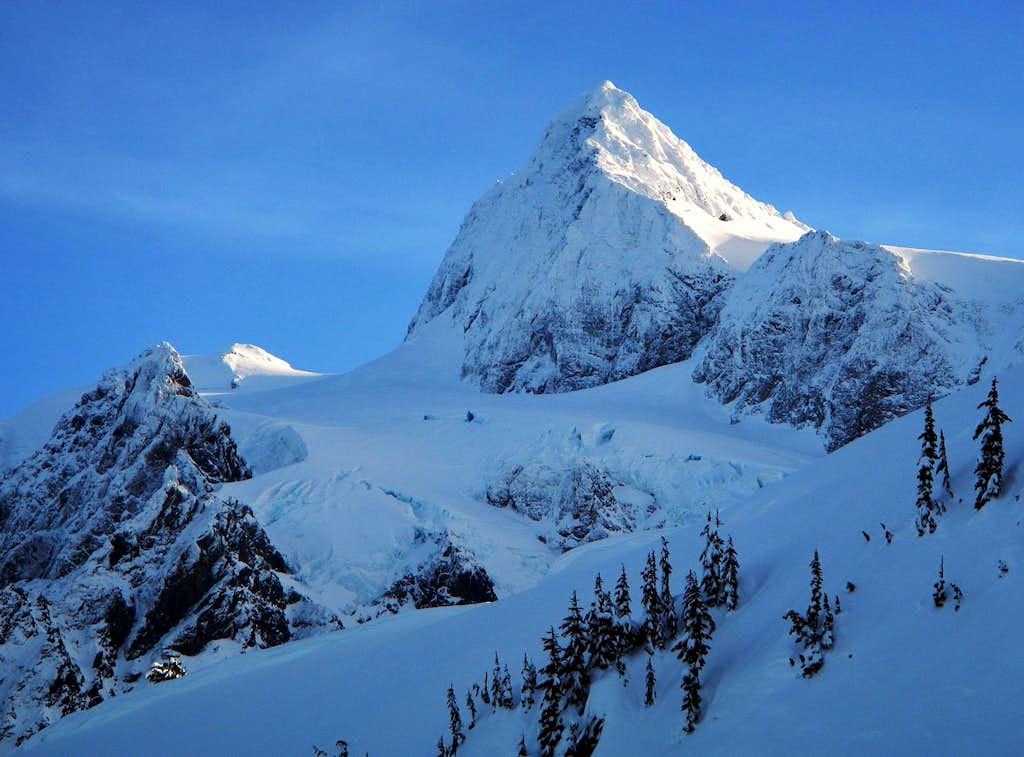 Upper Curtis Glacier