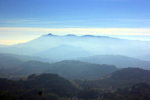 View of Mt. Tamalpais