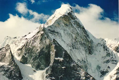 Ama Dablam from NW