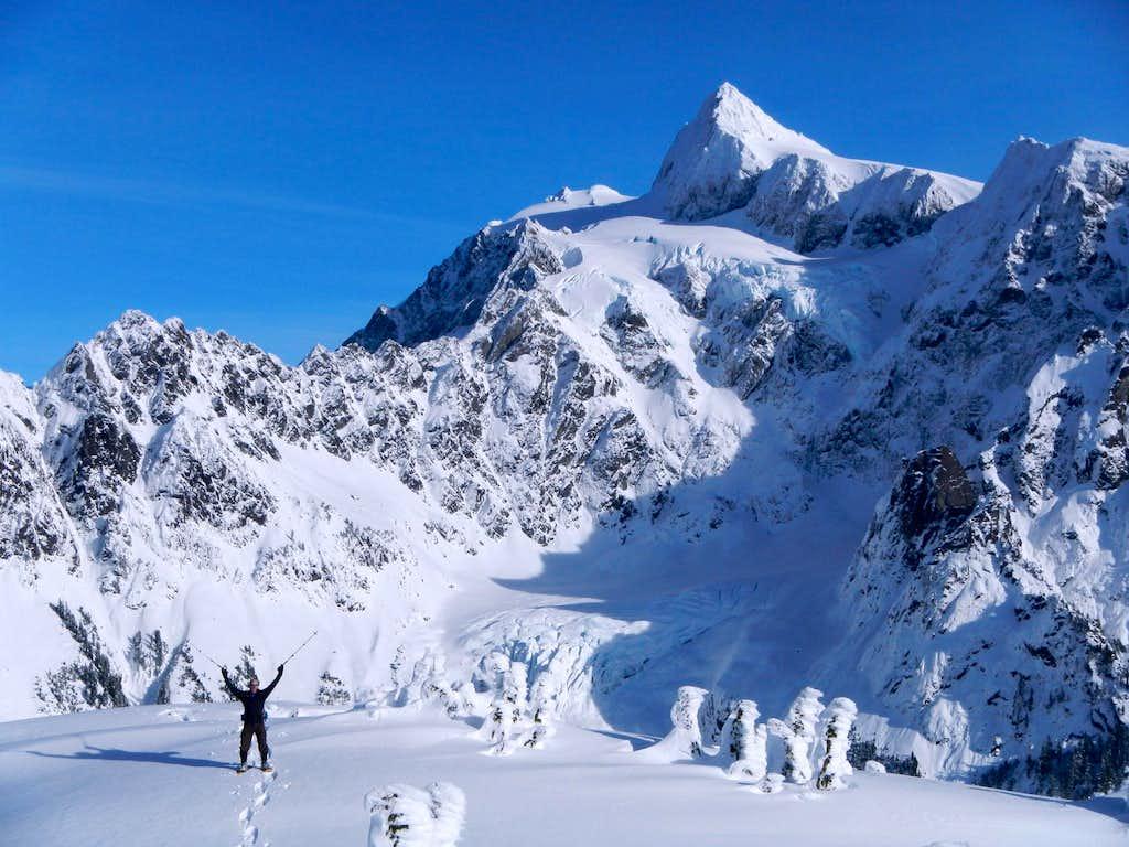 Han Peak Summit