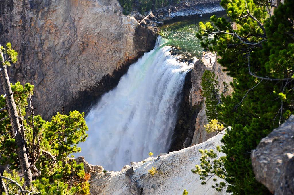Lower Canyon Falls