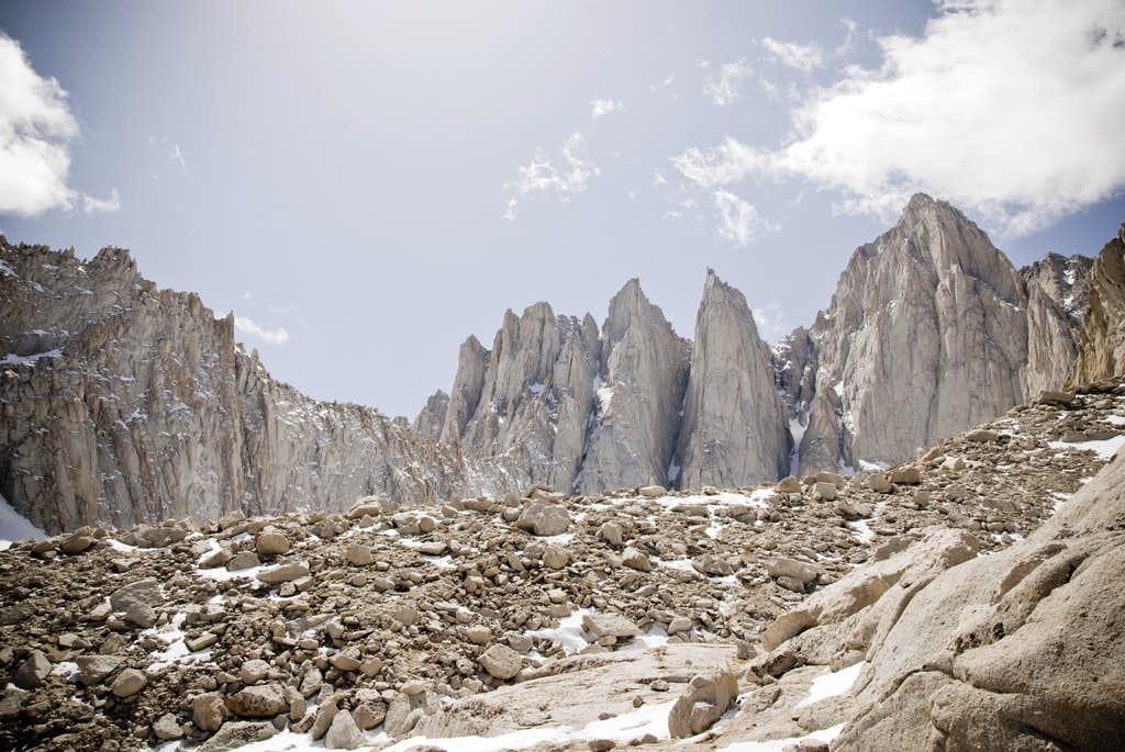 Mt. Whitney's Mountaineer's Route: Five Years in the Making