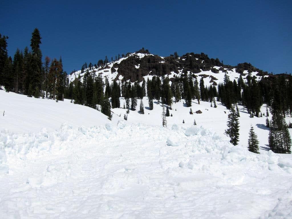 Diamond Peak Southwest Face