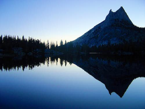 Cathedral Peak Sunrise