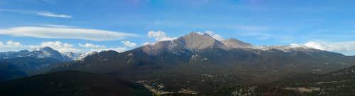 Mt. Meeker Splendour!