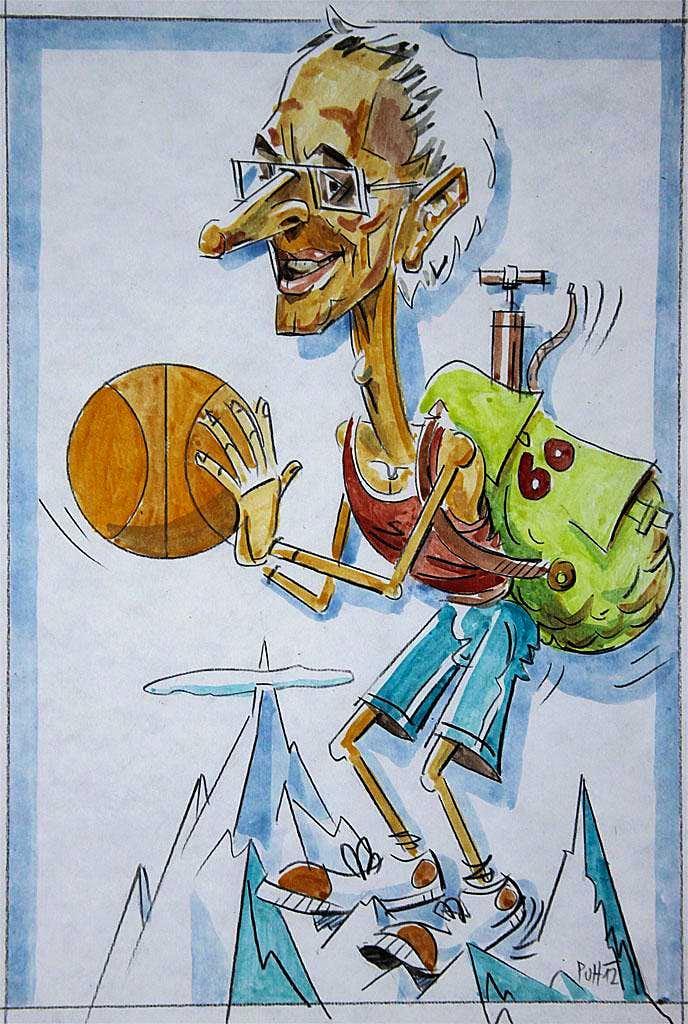 Vid - caricature