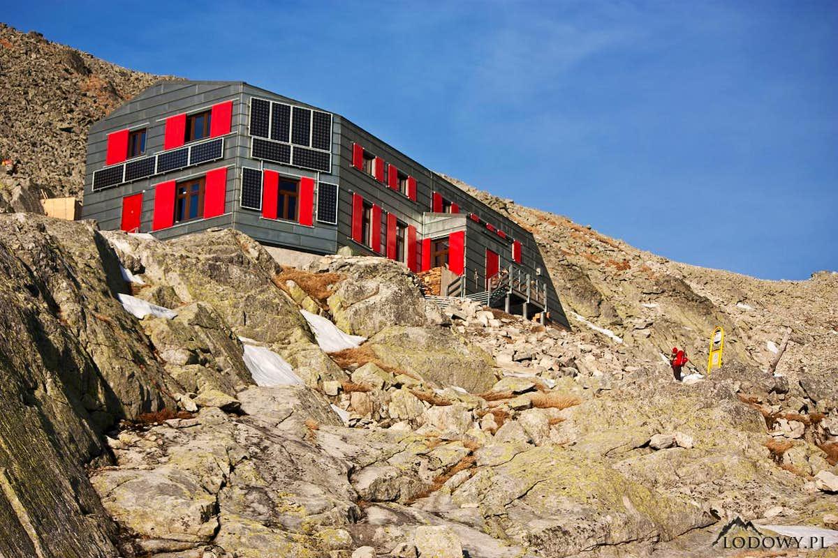Chata pod Rysmi - XI.2012 : Photos, Diagrams & Topos ...
