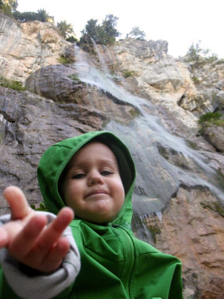Dzan & Skakavac Waterfall