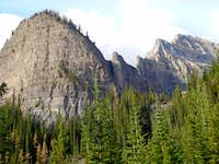 Mt. Whyte and the Big Beehive