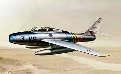 The F 84-F Thundersteak
