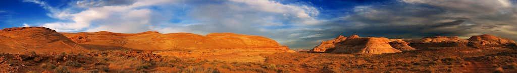 Navajo Sunset