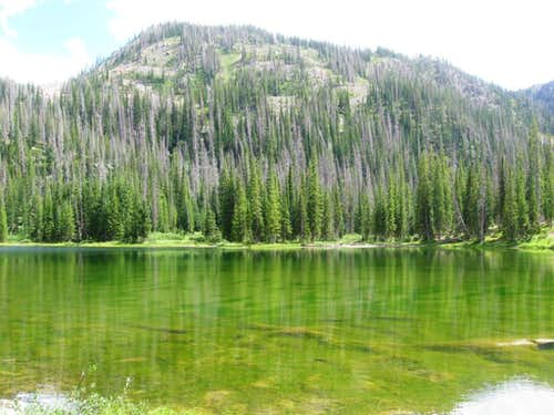 Gold Creek Lake