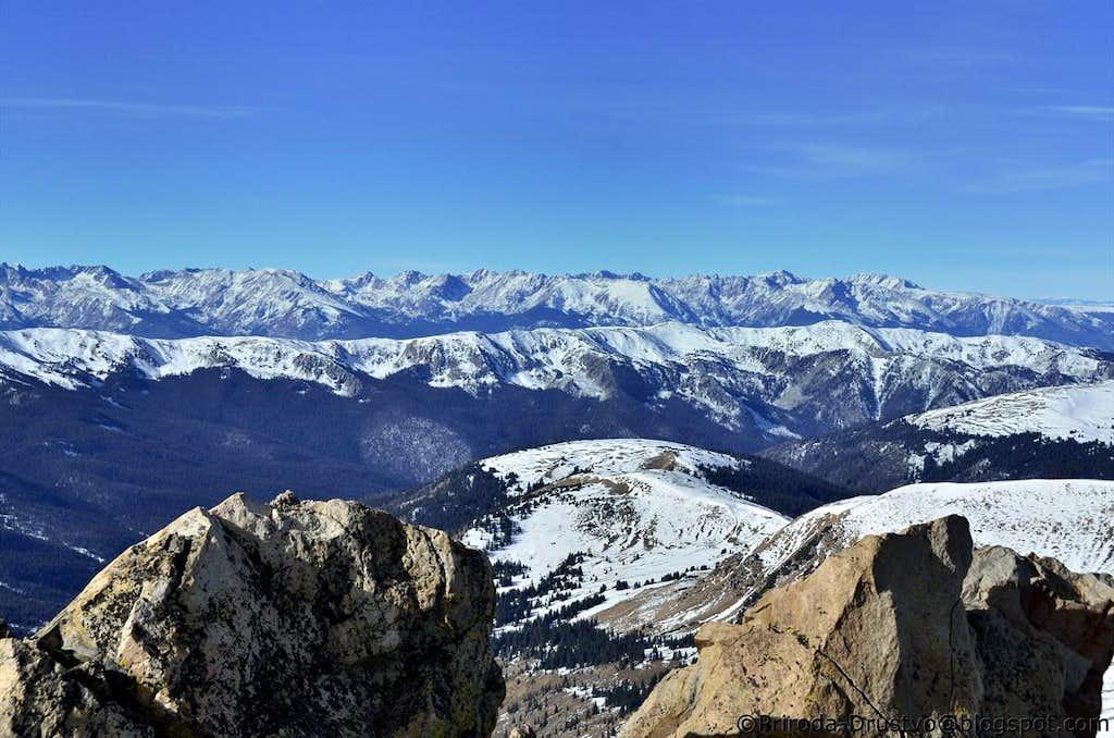 Hagar Mountain