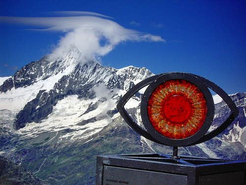 Eye of Weisshorn