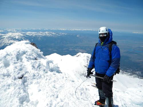Shasta Summit