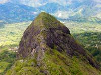 Lower Summit of Ahuaca